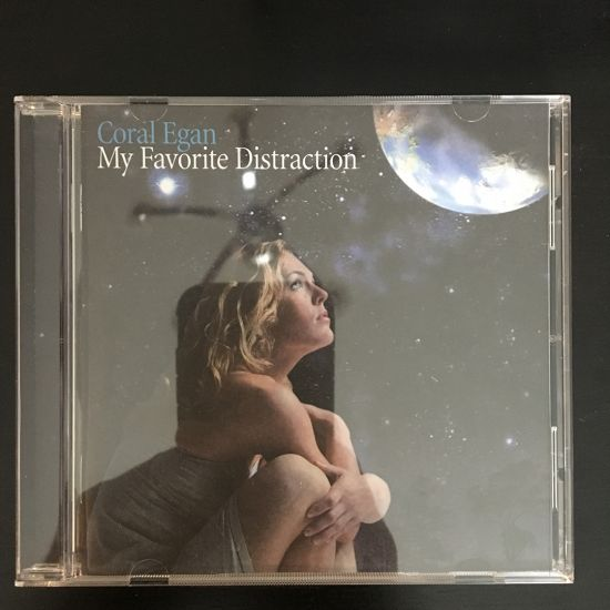 Coral Egan: My Favourite Distraction CD