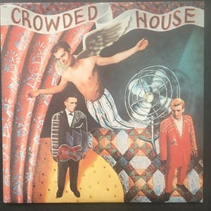 Crowded House: Crowded House LP