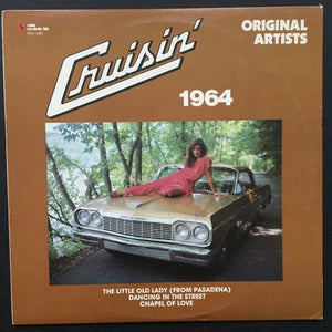 Various Artists: Cruisin' 1964 LP