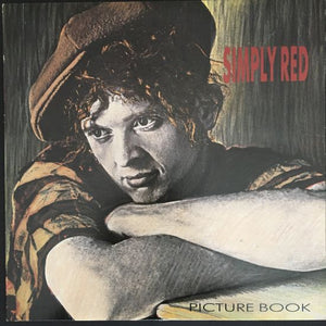 Simply Red: Picture Book LP