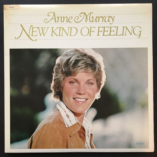 Anne Murray: New Kind of Feeling LP