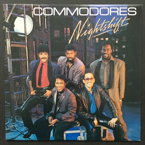 Commodores: Nightshift LP