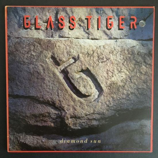 Glass Tiger: Diamond Sun LP