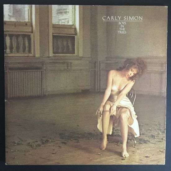 Carly Simon: Boys In the Trees LP