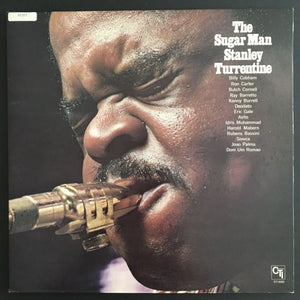 Stanley Turrentine: The Sugar Man LP