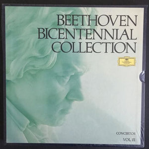 Ludwig van Beethoven: Beethoven Bicentennial Collection: Concertos (Vol. III) LP Box set