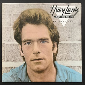 Huey Lewis and the News: Picture This LP