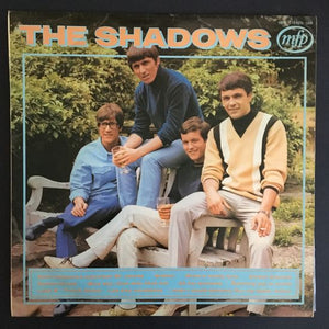 Shadows: Walkin' With the Shadows LP