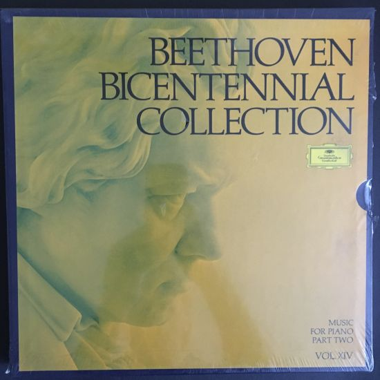 Ludwig van Beethoven: Beethoven Bicentennial Collection: Music for Piano Part Two (Vol. XIV) LP Box set
