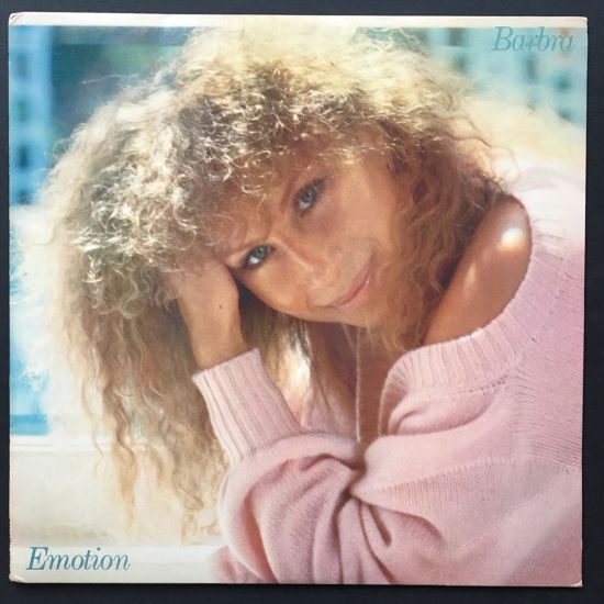 Barbra Streisand: Emotion LP