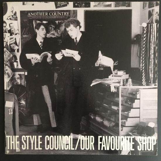 Style Council: Our Favourite Shop LP