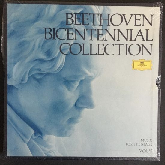 Ludwig van Beethoven: Beethoven Bicentennial Collection: Music for the Stage (Vol. V) LP Box set