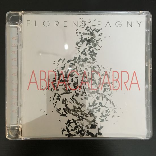 Florent Pagny: Abracadabra CD