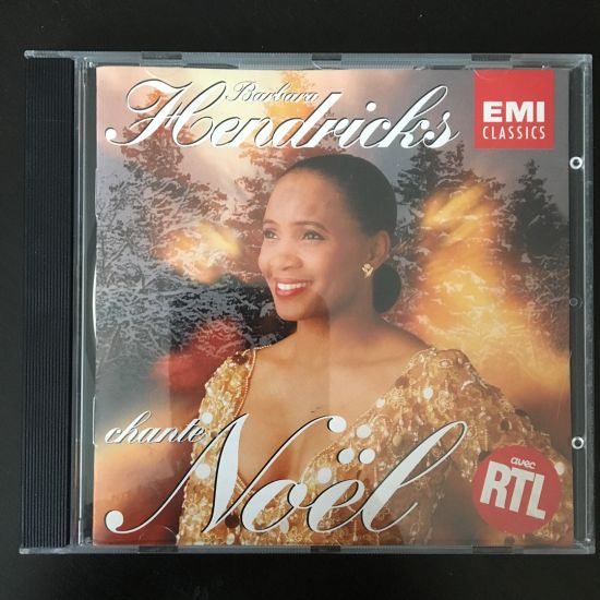 Barbara Hendricks: Barbara Hendricks Chante Noël CD