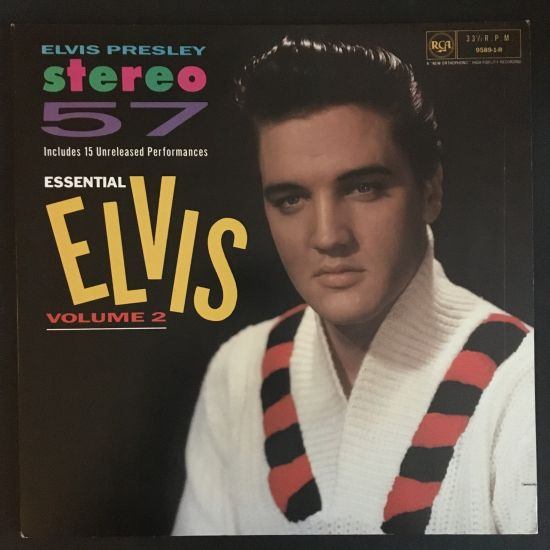 Elvis Presley: Stereo '57 – Essential Elvis Volume 2 LP