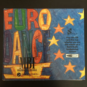 Various Artists: Eurodance II CD