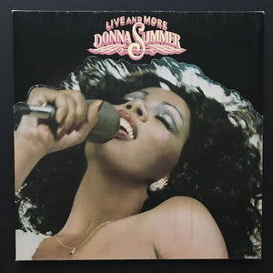 Donna Summer: Live and More 2 x LP