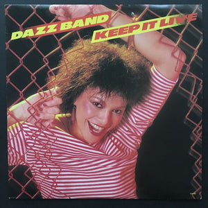 Dazz Band: Keep It Live LP