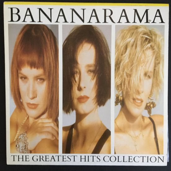 Bananarama: The Greatest Hits Collection LP