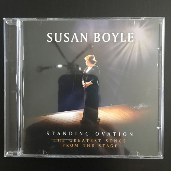 Susan Boyle: Standing ovation: the Greatest Songs From the Stage CD