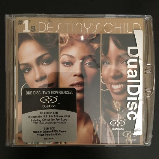 Destiny's Child: #1's CD