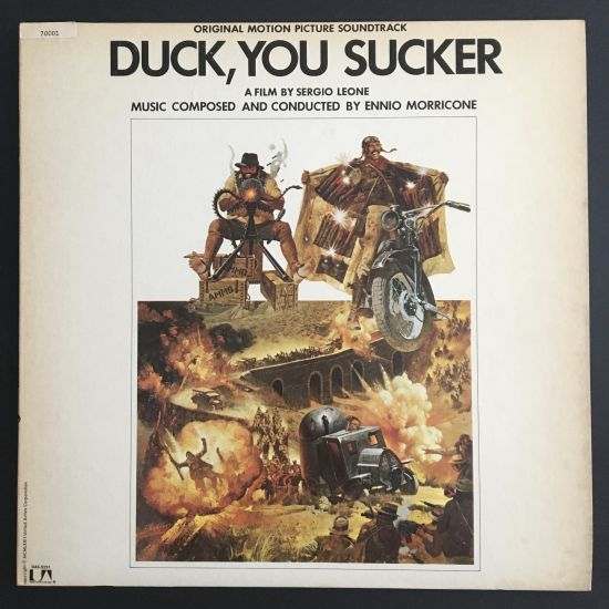 Ennio Morricone: Duck, You Sucker LP