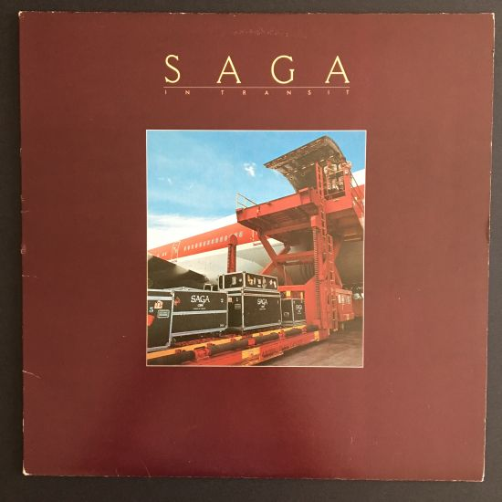 Saga: In Transit LP