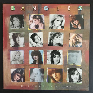 Bangles: Different Light LP