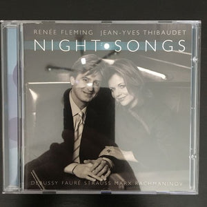 Renée Fleming and Jean-Yves Thibaudet: Night Songs CD