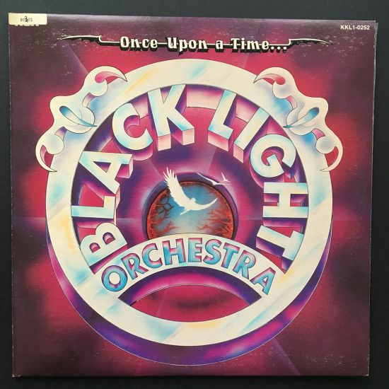 Black Light Orchestra: Once Upon A Time ... LP