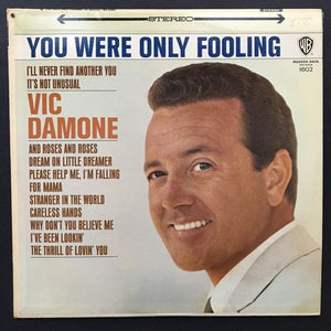 Vic Damone: You Were Only Fooling LP