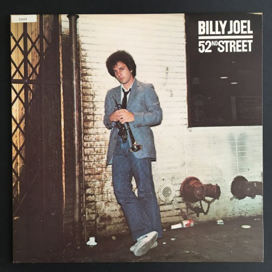 Billy Joel: 52nd Street LP