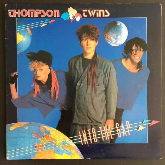 Thompson Twins: Into the Gap LP