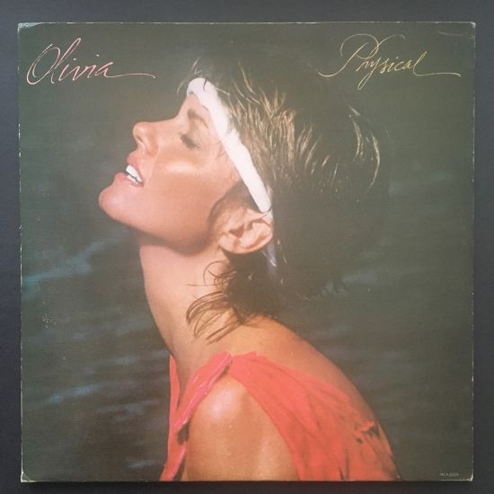 Olivia Newton John: Physical LP