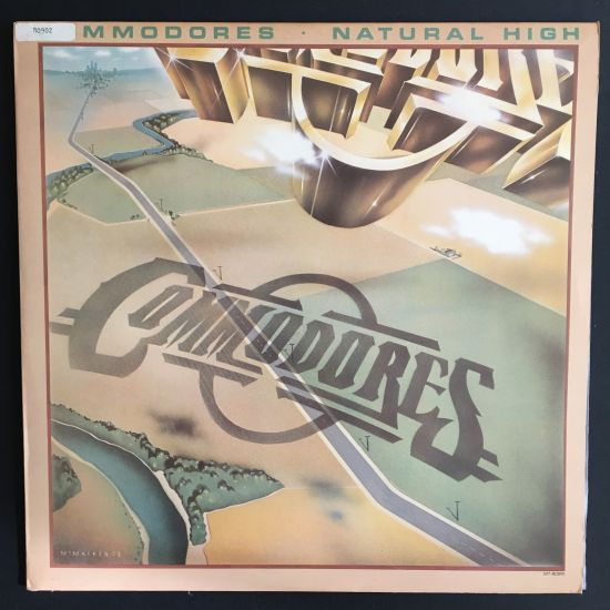 Commodores: Natural High LP