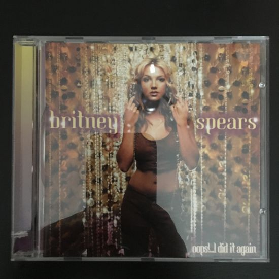 Britney Spears: Oops!...I Did It Again CD