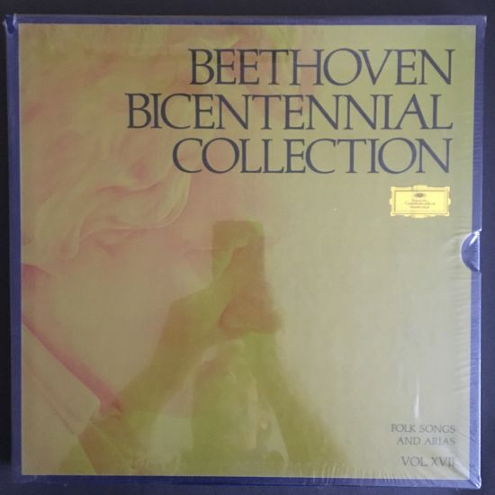 Ludwig van Beethoven: Beethoven Bicentennial Collection: Folk Songs and Arias (Vol. XVII) LP Box set
