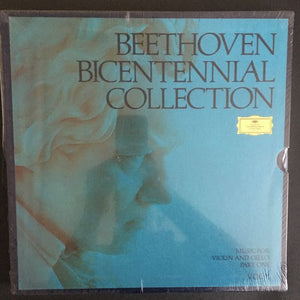 Ludwig van Beethoven: Beethoven Bicentennial Collection: Music for Violin and Cello Part One (Vol. X) LP Box set