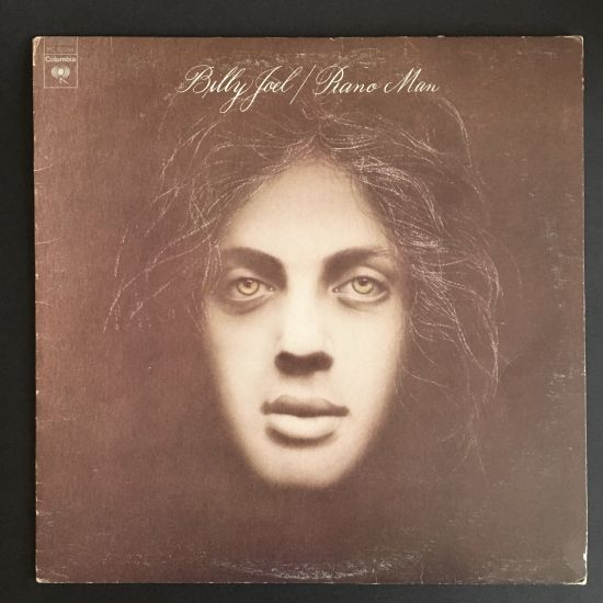 Billy Joel: Piano Man LP
