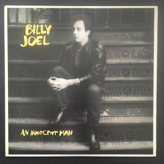 Billy Joel: An Innocent Man LP