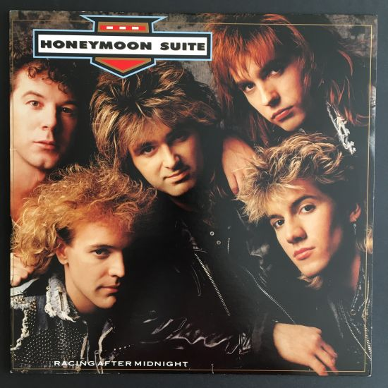 Honeymoon Suite: Racing After Midnight LP