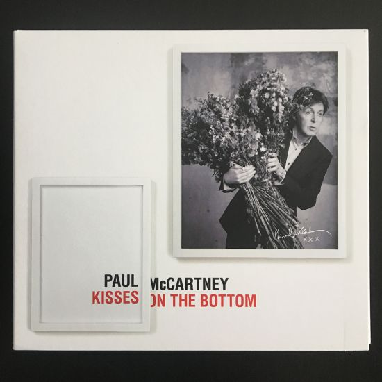 Paul McCartney: Kisses On the Bottom CD