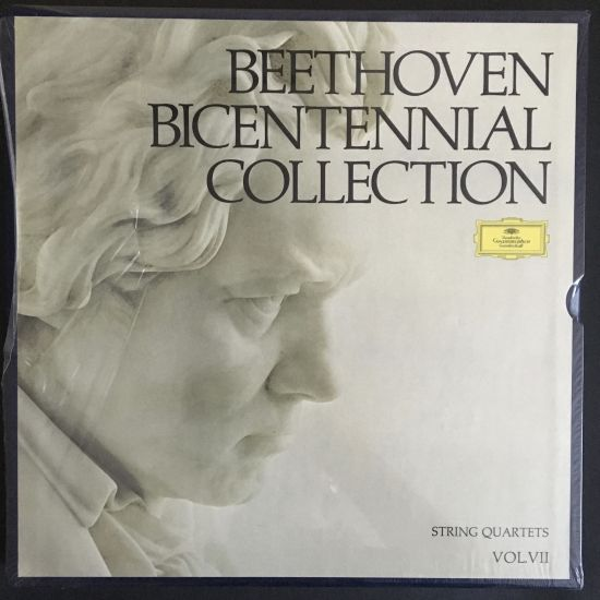 Ludwig van Beethoven: Beethoven Bicentennial Collection: String Quartets (Vol. VII) LP Box set