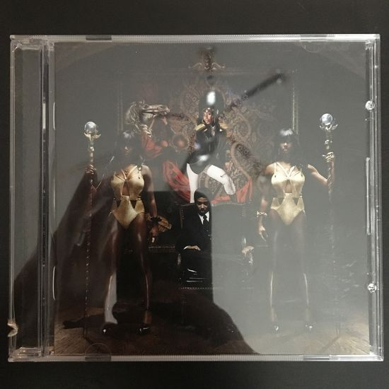 Santigold: Master of My Make-Believe CD