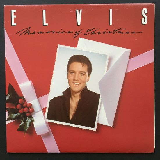 Elvis Presley: Memories of Christmas LP