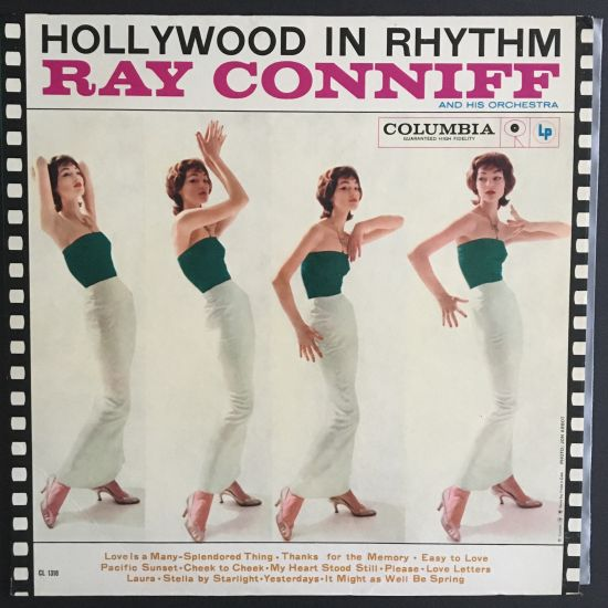 Ray Conniff and his Orchestra: Hollywood in Rhythm LP