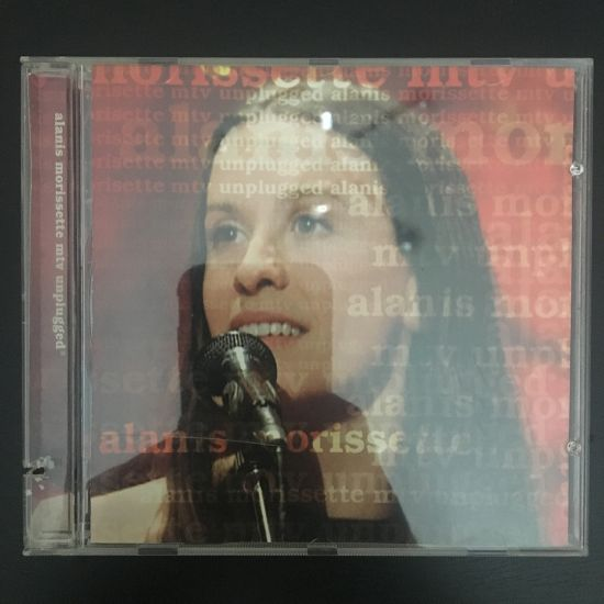 Alanis Morissette: MTV Unplugged CD