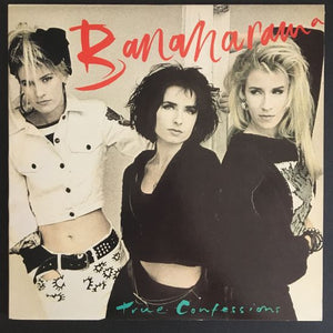 Bananarama: True Confessions LP