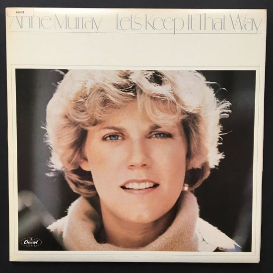 Anne Murray: Let's Keep It That Way LP