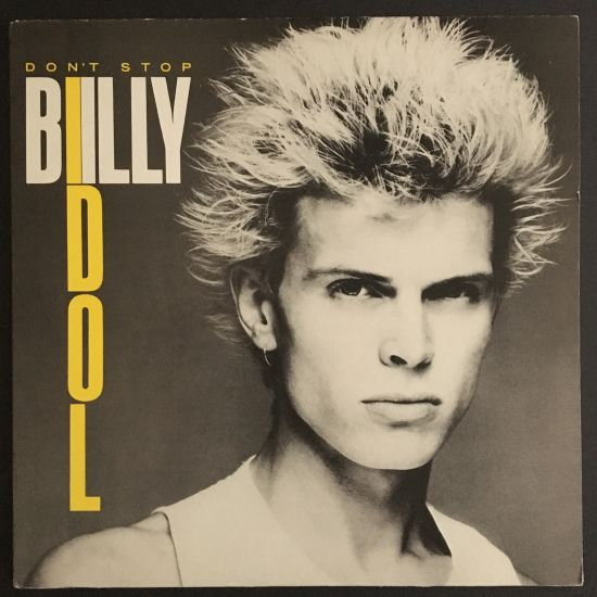 Billy Idol: Don't Stop EP